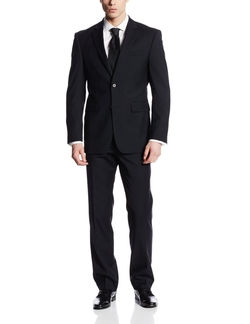 Two-Button Side-Vent Classic-Fit Suit by Nautica in Secret in Their Eyes