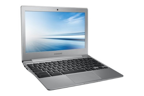 Chromebook Laptop by Samsung in Bridesmaids