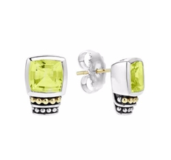 'Caviar Color' Semiprecious Stone Stud Earrings by Lagos in Girls Trip