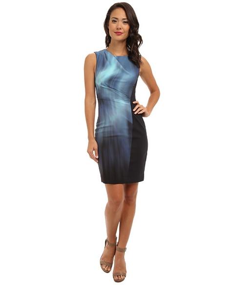 Amymarie Dress by Elie Tahari in The Flash - Season 2 Episode 10