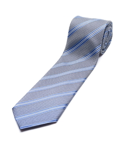 Slim Silk Necktie by Ermenegildo Zegna in Suits