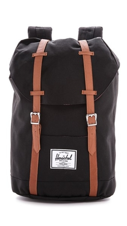 Retreat Classic Backpack by Herschel Supply Co. in Scout's Guide to the Zombie Apocalypse