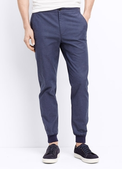 Ankle Zip Jogger Pants by Vince in Ballers