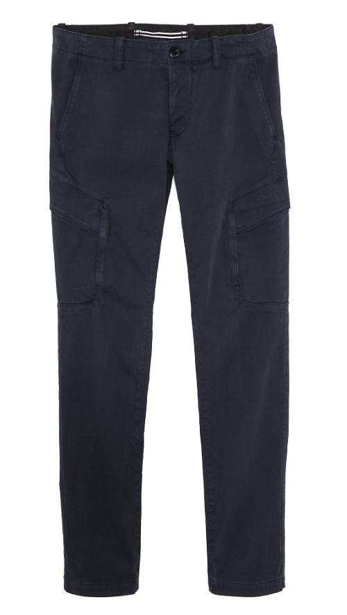 Skinny Cargo Pants by Stone Island in Ride Along