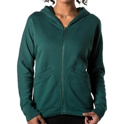 Encompass Hoodie Jacket by Horny Toad in Cabin in the Woods