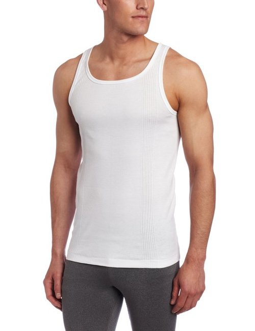 Men's Core Basic Engine Tank Top by C-IN2 in McFarland, USA