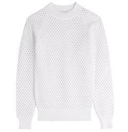 Knit Pullover Sweater by Carven in House of Cards