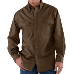 Heavyweight Cotton Shirt by Carhartt in The Flash