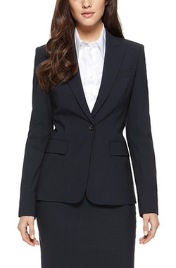Juicy Virgin Wool Blazer by Boss in The Good Wife