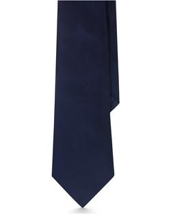 Solid Satin Tie by Ralph Lauren in Suits