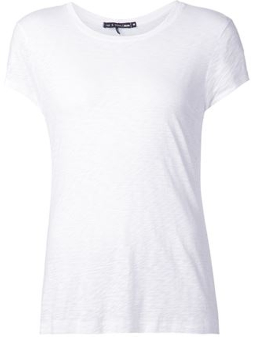 Crew Neck T-Shirt by Rag & Bone in Clueless