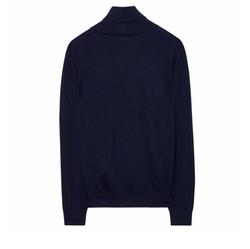 Merino Wool Turtleneck Sweater by Gant in Power