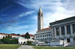 Berkeley, California by University of California in Transcendence