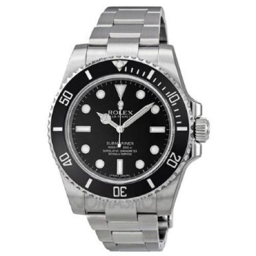 Submariner Watch by Rolex in Crazy, Stupid, Love.
