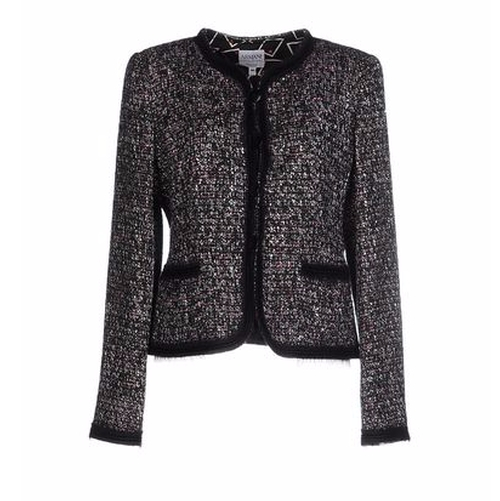 Tweed Blazer by Armani Collezioni in The Good Wife - Season 7 Episode 21