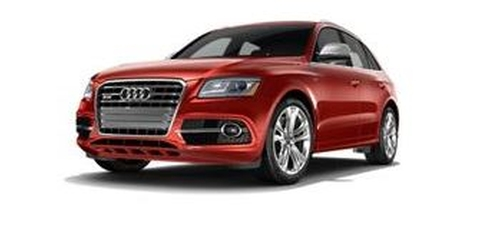 SQ5 SUV by Audi in Ballers - Season 1 Episode 4