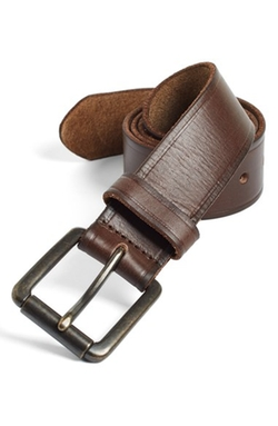 Leather Belt by Johnston & Murphy in Clueless