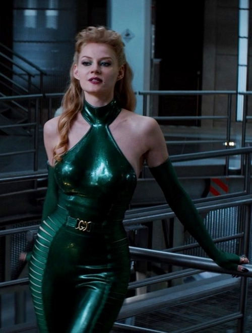 Custom Made Bandage Body Suit (Viper) by Isis Mussenden (Costume Designer) in The Wolverine