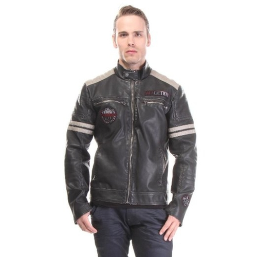 Rocky Road Moto Jacket by Affliction  in Nerve