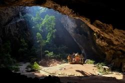 Prachuap Khiri Khan, Thailand by Phraya Nakhon Cave in The Bachelorette