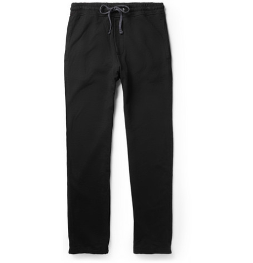 Supima Cotton-Jersey Sweatpants by James Perse in Man of Tai Chi
