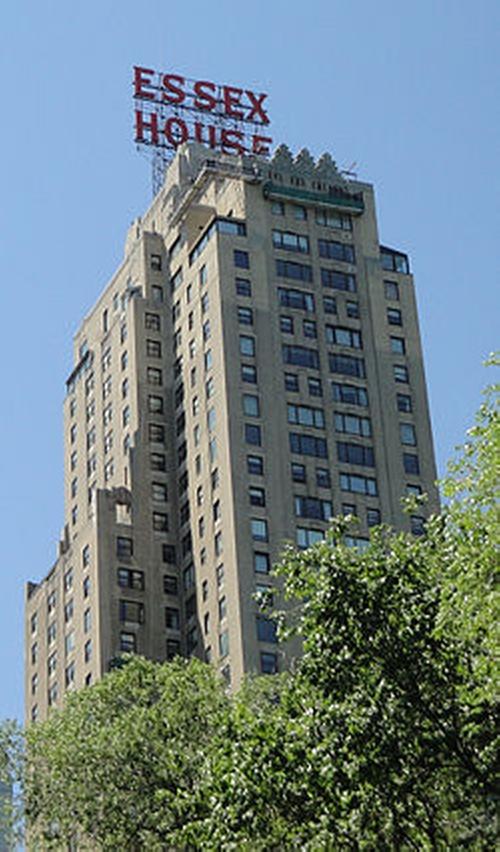 JW Marriott Essex House New York City, New York in Trainwreck