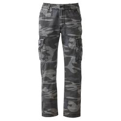 Camouflage Cargo Pants by Unionbay Survivor in Brick Mansions