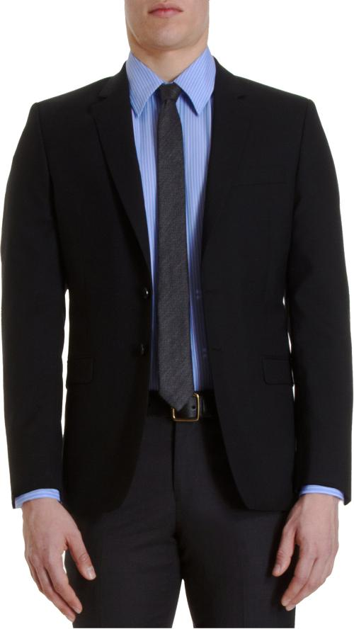 Slim Suit Jacket by Barneys New York in Hot Tub Time Machine 2