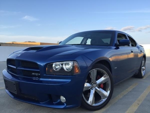 2010 Charger SRT8 Coupe by Dodge in Fast Five