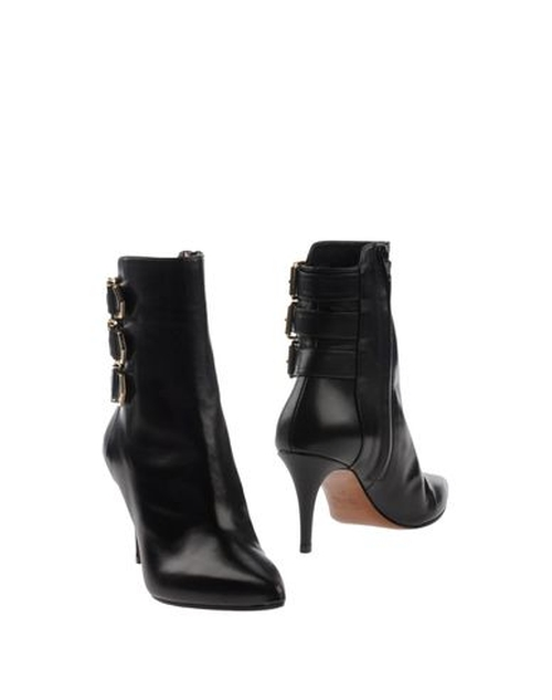Leather Ankle Boots by Kallistè in Chi-Raq