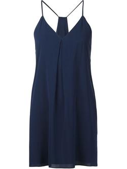 V-Neck Slip Dress by Alice+Olivia in Ballers