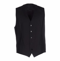 Single Breasted Vest by Dolce & Gabbana in The Blacklist