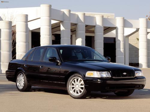 Crown Victoria Sedan by Ford in Hall Pass