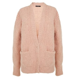 Bubble Cardigan by Tibi in Grace and Frankie