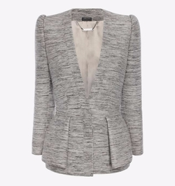 Fold Peplum Jacket by Alexander McQueen in The Good Fight