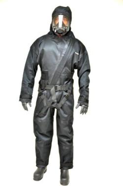 Demron Full Body Suit by Radiation Shield Technologies in A Good Day to Die Hard
