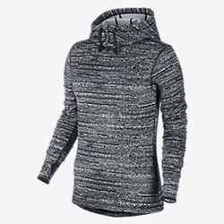 Warm Static Pullover Hoodie Jacket by Nike in Keeping Up With The Kardashians