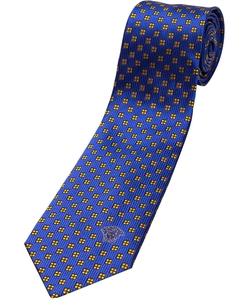 Slim Silk Necktie by Versace in The Blacklist