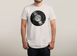 Galaxy Tunes Tee by Threadless in The Flash