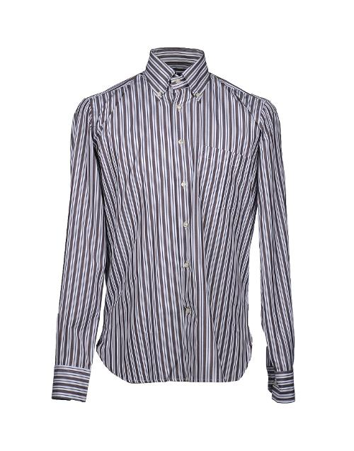 Striped Dress Shirt by Maestrami in Hot Tub Time Machine 2