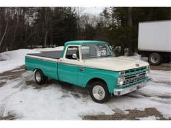 1966 F100 Truck by Ford in Need for Speed