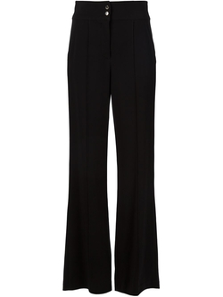 High Waisted Flared Trousers by A.L.C. in Elementary