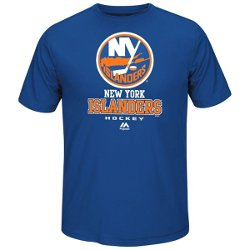 New York Islanders Synthetic Cool Base T-Shirt by Majestic in Entourage