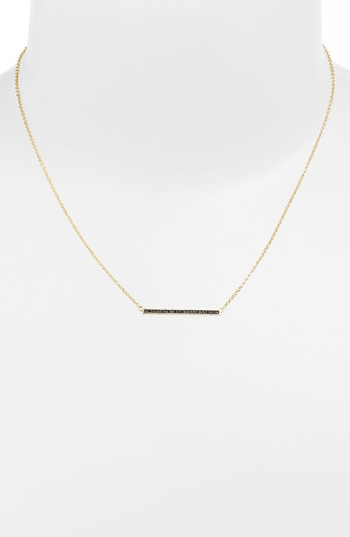 Jewelry Boxed Bar Pendant Necklace by Sugar Bean in Entourage