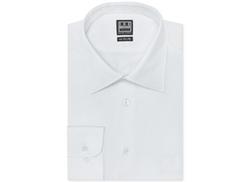 Solid Dress Shirt by Ike Behar in Black Mass