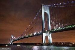 New York City, New York by Verrazano–Narrows Bridge in A Most Violent Year