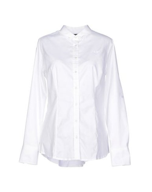 Button Down Shirt by Fred Perry in The Gunman