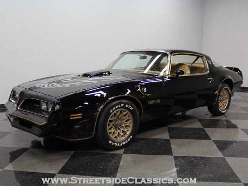 1977 Firebird Convertible by Pontiac in Need for Speed