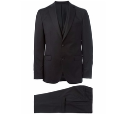 Three Piece Suit by Boss Hugo Boss in The Blacklist