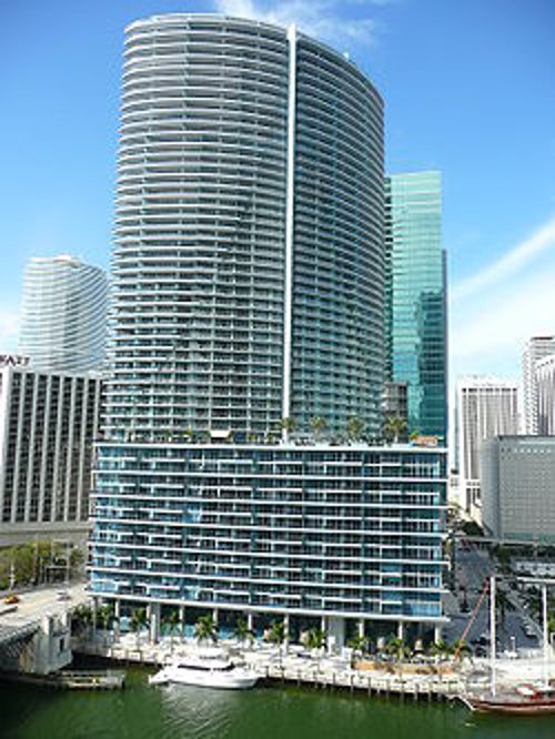 Epic Hotel Miami, Florida in Vice